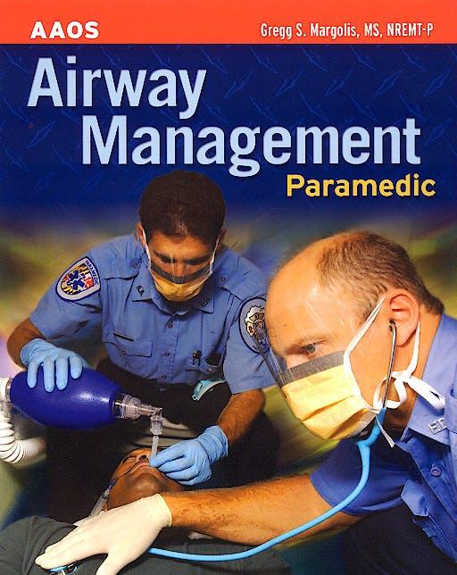 Portada del libro 9780763713270 Airway Management Paramedic