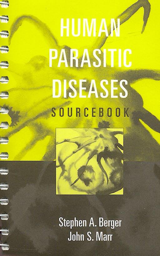 Portada del libro 9780763729622 Human Parasitic Diseases. Sourcebook