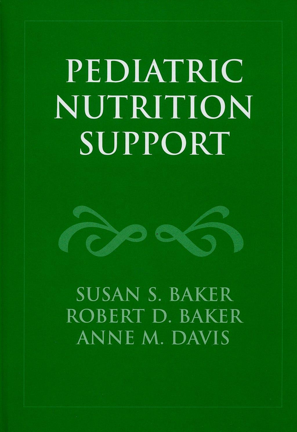 Portada del libro 9780763731540 Pediatric Nutrition Support