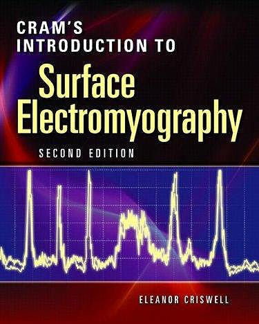 Portada del libro 9780763732745 Cram's Introduction to Surface Electromyography