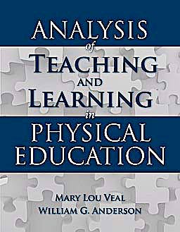 Portada del libro 9780763746353 Analysis of Teaching and Learning in Physical Education