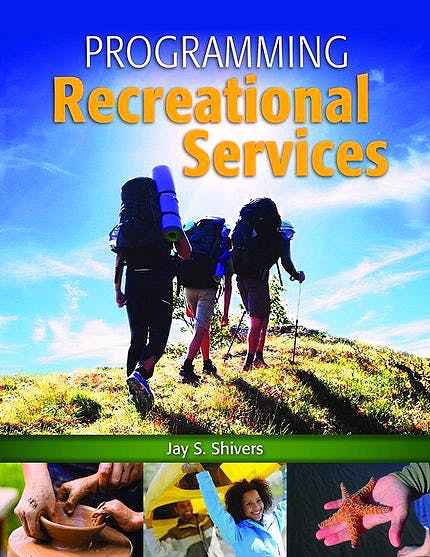 Portada del libro 9780763751982 Programming Recreational Services