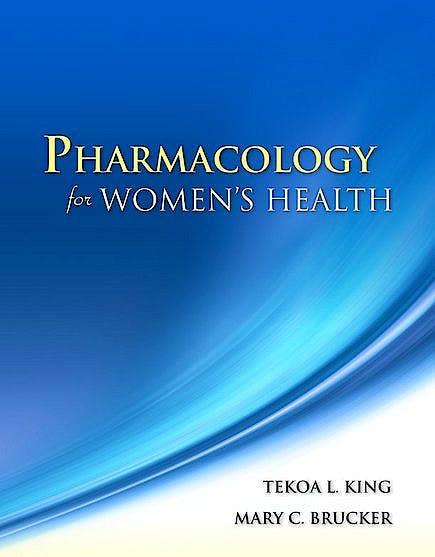 Portada del libro 9780763753290 Pharmacology for Women's Health