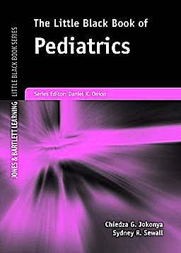 Portada del libro 9780763754464 The Little Black Book of Pediatrics