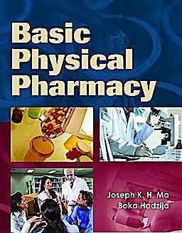 Portada del libro 9780763757342 Basic Physical Pharmacy