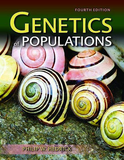 Portada del libro 9780763757373 Genetics of Populations