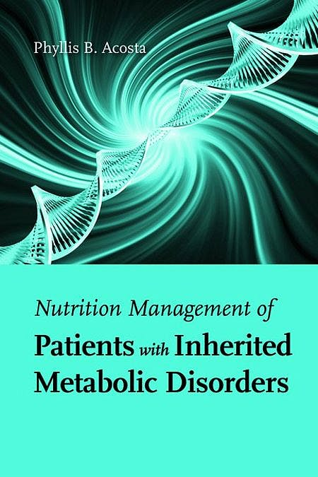 Portada del libro 9780763757779 Nutrition Management of Patients with Inherited Metabolic Disorders