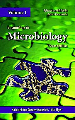 Portada del libro 9780763757984 Encounters in Microbiology