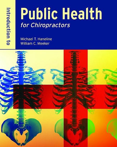 Portada del libro 9780763758226 Introduction to Public Health for Chiropractors