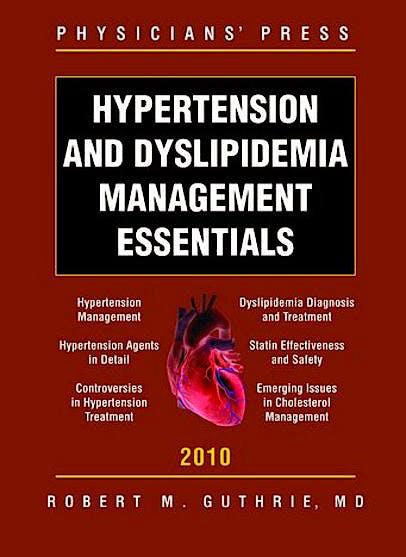 Portada del libro 9780763759261 Hypertension and Dyslipidemia Management Essentials