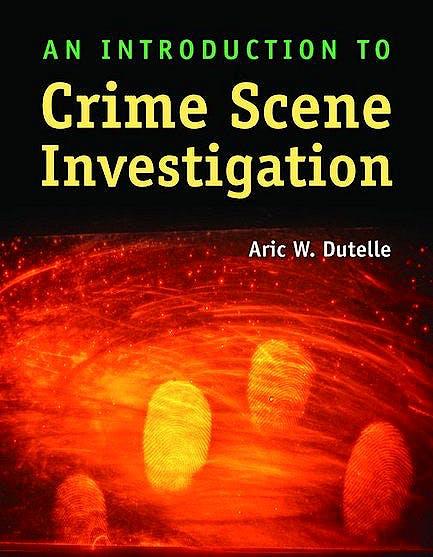 Portada del libro 9780763762414 An Introduction to Crime Scene Investigation