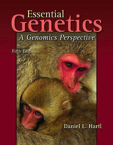Portada del libro 9780763773649 Essential Genetics. a Genomics Perspective