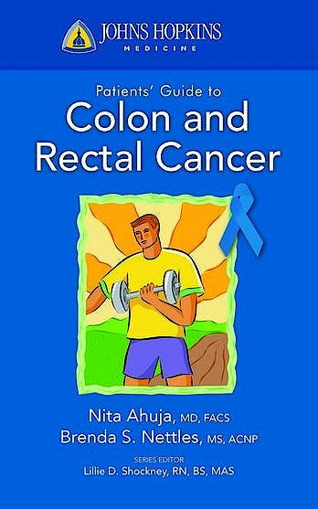 Portada del libro 9780763774288 Johns Hopkins Patient Guide to Colon and Rectal Cancer