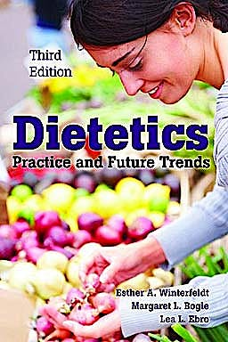 Portada del libro 9780763776626 Dietetics. Practice and Future Trends