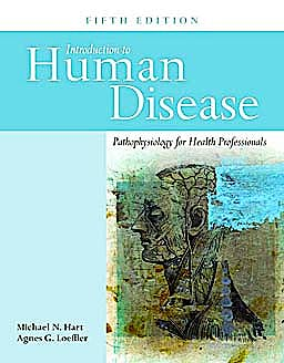 Portada del libro 9780763777661 Introduction to Human Disease. Pathophysiology for Health Professionals