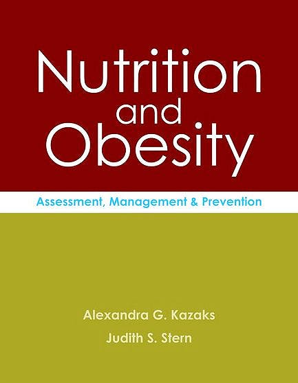 Portada del libro 9780763778507 Nutrition and Obesity