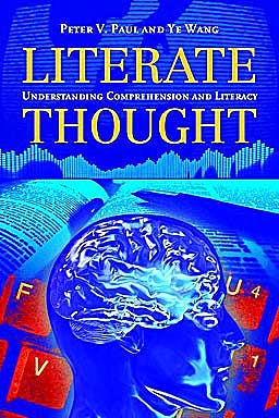 Portada del libro 9780763778521 Literate Thought. Understanding Comprehension and Literacy