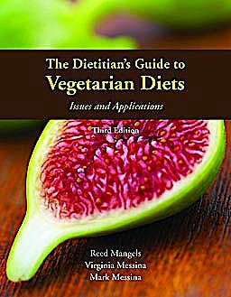 Portada del libro 9780763779764 The Dietitian's Guide to Vegetarian Diets. Issues and Applications