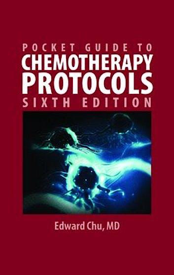 Portada del libro 9780763784010 Pocket Guide to Chemotherapy Protocols