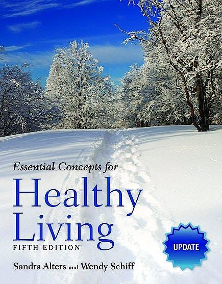 Portada del libro 9780763789756 Essential Concepts for Healthy Living