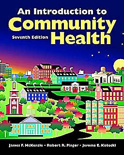 Portada del libro 9780763790110 An Introduction to Community Health