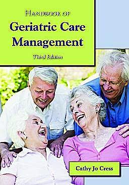Portada del libro 9780763790264 Handbook of Geriatric Care Management