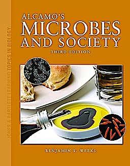 Portada del libro 9780763790646 Alcamo's Microbes and Society