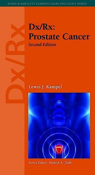 Portada del libro 9780763794538 Dx/rx: Prostate Cancer