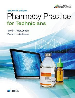 Portada del libro 9780763893019 Pharmacy Practice for Technicians