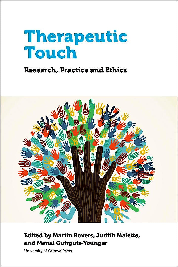 Portada del libro 9780776625478 Therapeutic Touch. Research, Practice and Ethics