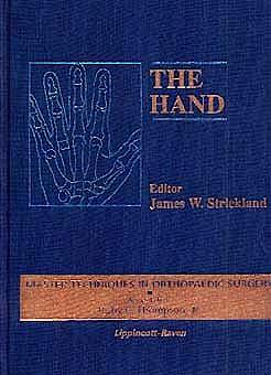 Portada del libro 9780781700382 The Hand. Master Techniques in Orthopedic Surgery