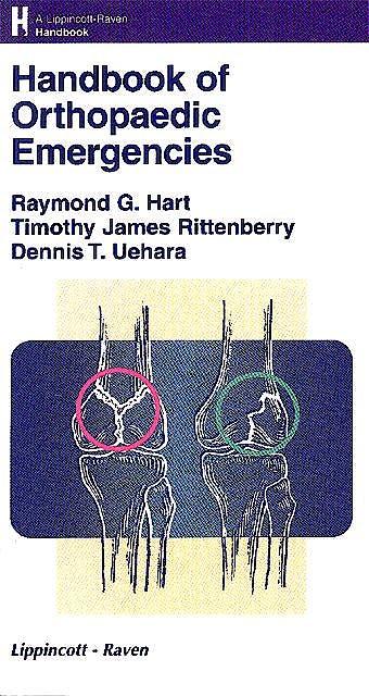 Portada del libro 9780781716109 Handbook of Orthopaedic Emergencies