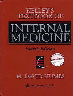 Portada del libro 9780781717878 Kelley's Textbook of Internal Medicine
