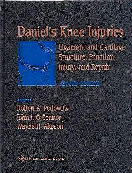 Portada del libro 9780781718172 Daniel's Knee Injuries
