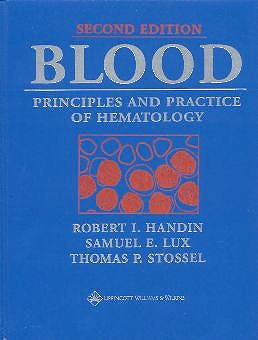 Portada del libro 9780781719933 Blood. Principles and Practice of Hematology
