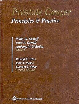 Portada del libro 9780781720069 Prostate Cancer: Principles & Practice