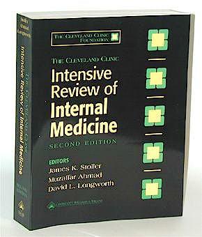 Portada del libro 9780781722247 Intensive Review of Internal Medicine