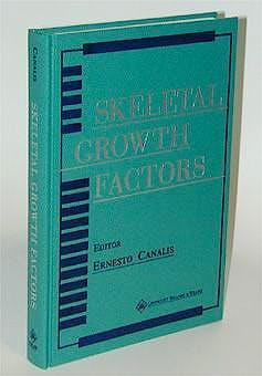 Portada del libro 9780781724746 Skeletal Growth Factors