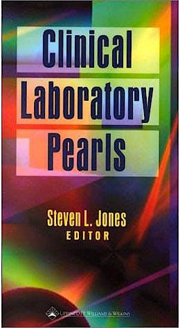 Portada del libro 9780781725798 Clinical Laboratory Pearls