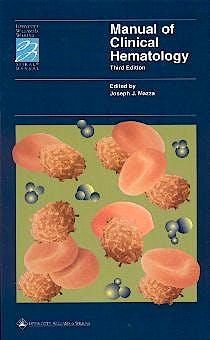 Portada del libro 9780781729819 Manual of Clinical Hematology