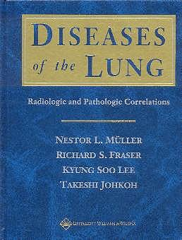 Portada del libro 9780781734356 Diseases of the Lung