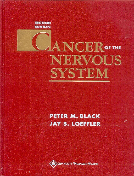 Portada del libro 9780781737319 Cancer of the Nervous System