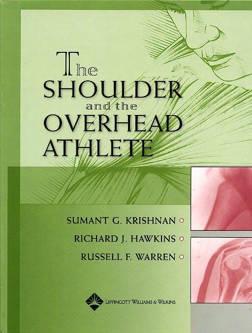 Portada del libro 9780781746144 The Shoulder and the Overhead Athlete