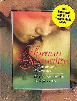 Portada del libro 9780781747622 Human Sexuality: A Psychosocial Perspective