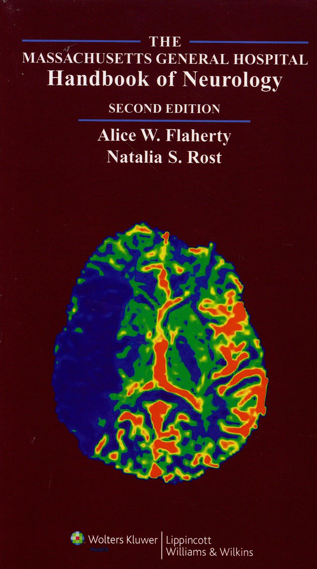 Portada del libro 9780781751377 The Massachusetts General Hospital Handbook of Neurology