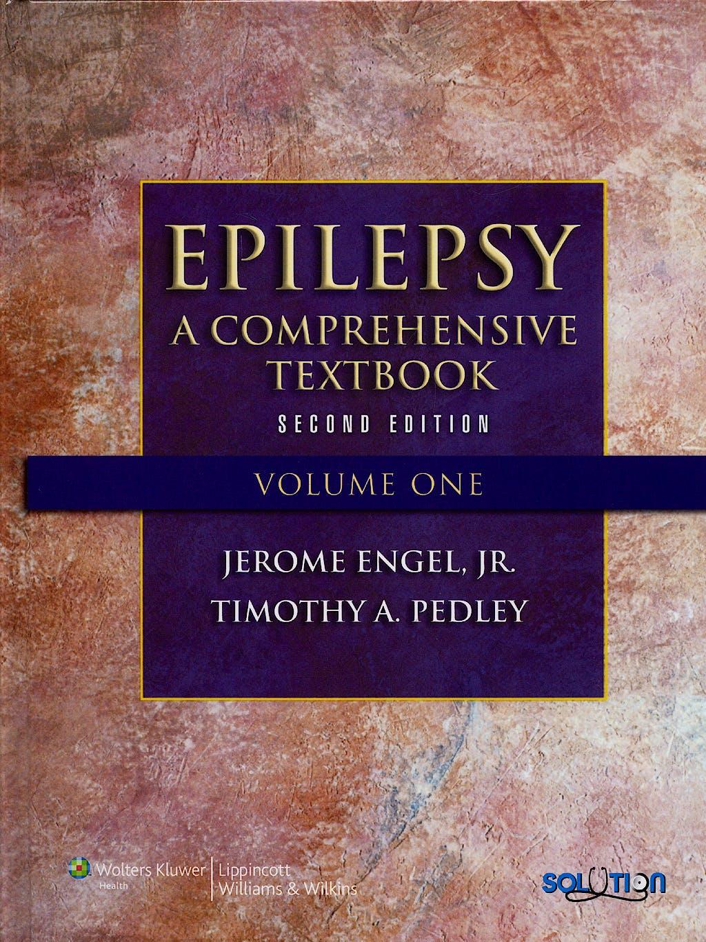 Portada del libro 9780781757775 Epilepsy. a Comprehensive Textbook, 3 Vols.