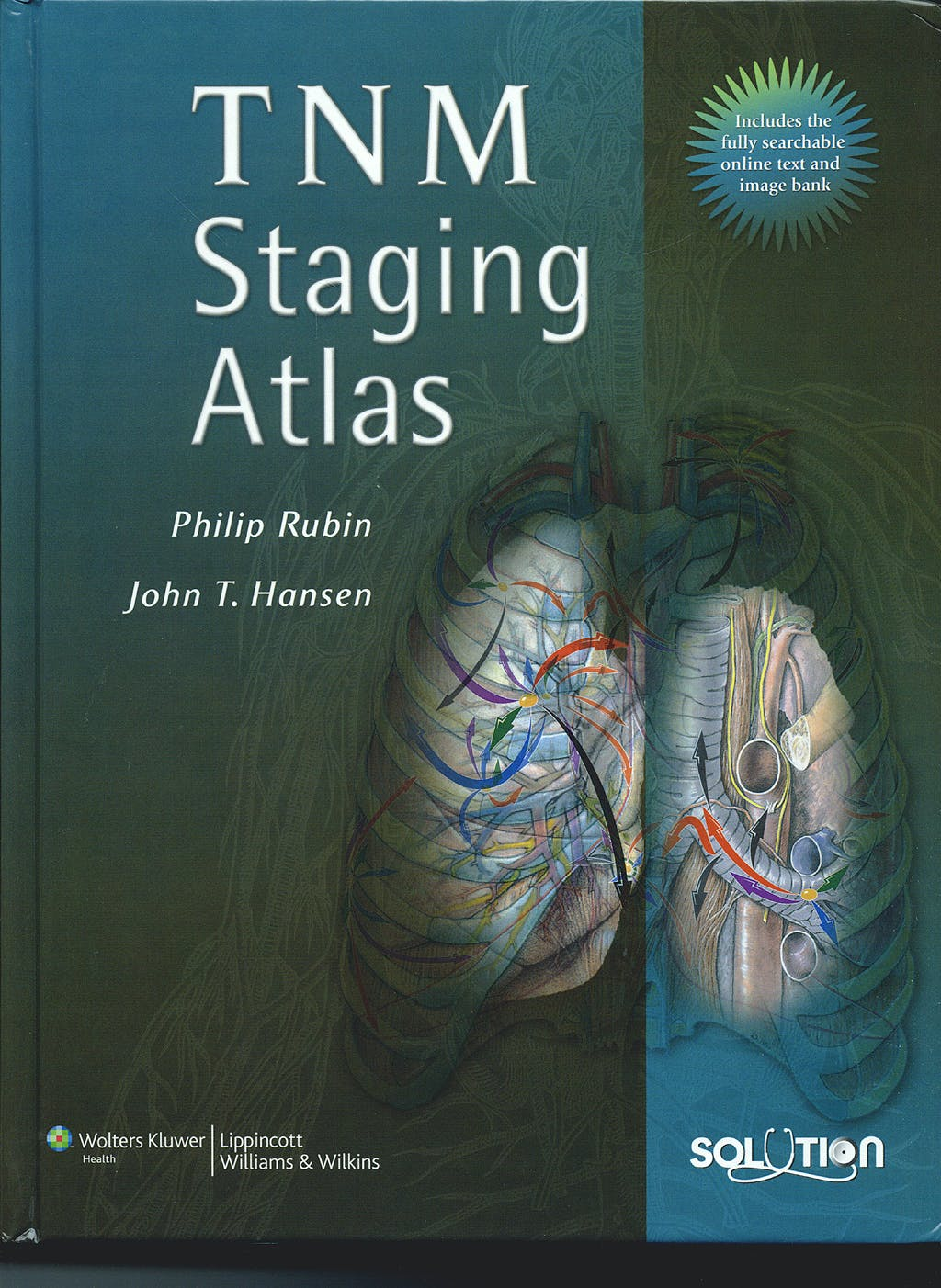 Portada del libro 9780781760218 TNM Staging Atlas