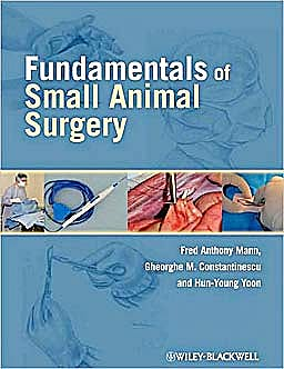 Portada del libro 9780781761185 Fundamentals of Small Animal Surgery