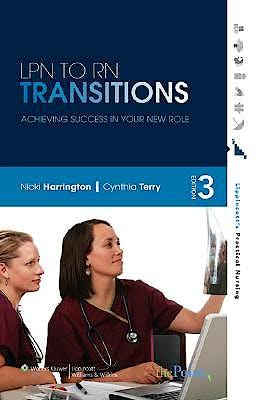 Portada del libro 9780781767576 Lpn to Rn Transitions
