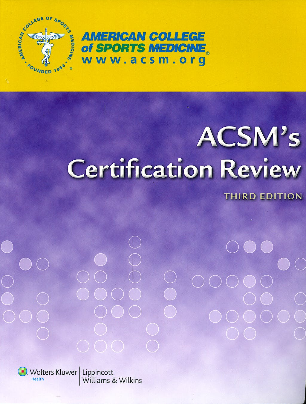 Producto Acsms Certification Review
